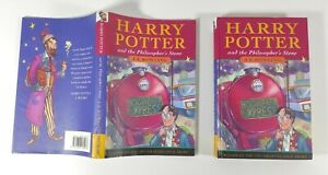 Harry Potter And The Philosophers Stone Hard Back 1st First Edition 2nd Print