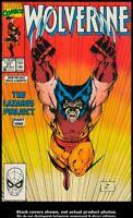 Wolverine #27 Marvel 1990 VF/NM