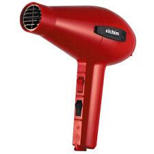 Elchim 2001 Professional High Pressure Hair Dryer (Red). 2000 Watts.Brand New.