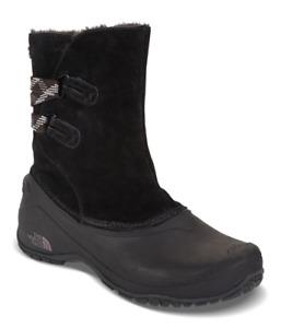 The North Face Shellista II 2 Pull-On Women's Boots - T0CKJ2DXW Black 5 US 36 EU