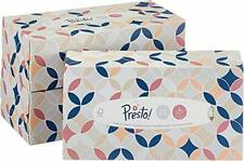 3-Ply Facial Tissues, Pack of 12