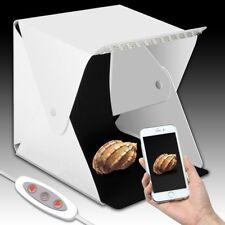 Version mejorada Estudio portatil de fotografia, Mini portatil y Caja de luz PB