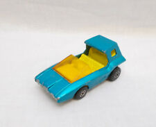 Vintage Matchbox Superfast No 37 Soopa Coopa Car - Made In England By Lesney