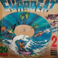 Eurobeat Volume 5 Vinyl Double LP.1988 Teal Trutone Music DARL3009.Yello/Sabrina