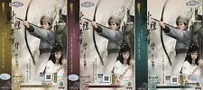 Legend of The Condor Heroes 1 2 3 DVD Hong Kong TVB Drama English Sub _ PAL R0
