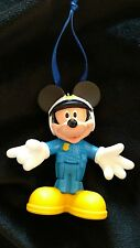 Disney Mickey Mouse Policeman Christmas Ornament