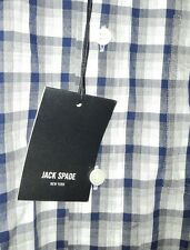 Jack Spade Long Sleeve Button-Front Shirt: Medium (NWT - $148.00)