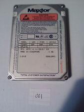"MAXTOR 7245AT 245 MB PATA IDE HDD 3.5"" 3.5 DESKTOP RETRO PC OG"