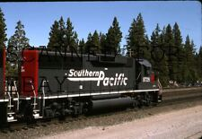 July 1992 Southern Pacific #9728 Black Butte California KODACHROME PHOTO SLIDE