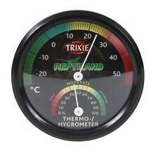 Reptile Terrarium Thermometer & Hydrometer -25°C to 55°C & 0% to 100% Humidity