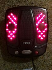 HoMedics Foot Massager Lo -High Speed With Heat Option Model A-K3