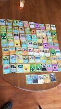 Pokemon mixed card lot of 75
