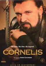 Cornelis DVD - Region 2 - New - Nordic
