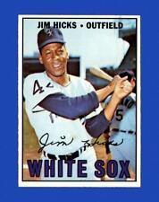 1967 Topps Set Break #532 Jim Hicks NM-MT OR BETTER *GMCARDS*