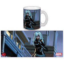 Black Cat – Woman of Marvel Mug NEW
