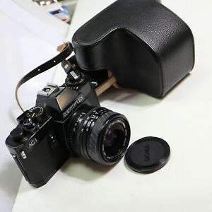 Revueflex AC I SLR + Sigma 35-70 mm, funktionsfähig