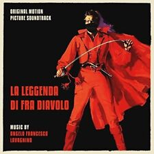 Angelo Francesco Lav - La Leggenda Di Fra Diavolo (Original Soundtrack) [New CD]