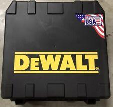 DEWALT Hard Case hold DCD985 DCD996 Hammer Impact Drill Battery Charger DCF887b