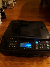 Brother MFC-J615w Wireless Color Inkjet Printer All In One Scanner Copier Fax