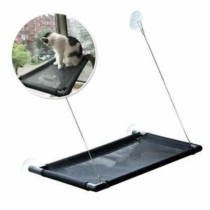 Zone Tech Cat Window Hammock Seat Perch Sun Bathing Bed Mounting Shelf Mesh