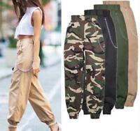 Women's Ankle Jogger Pants I AM Cobain Cropped Harem Gia Loose Trousers