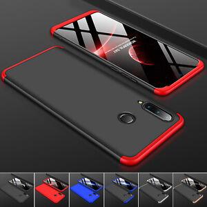 Hülle Huawei P30 P30 Lite P30 Pro Full Cover 360 Grad Handy Schutz Case Tasche