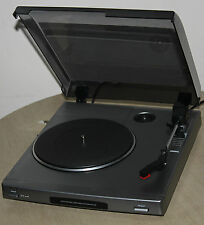 SONY  PS-J20  MIDI SIZE TURNTABLE - STEREO  AUTO RETURN  RECORD PLAYER