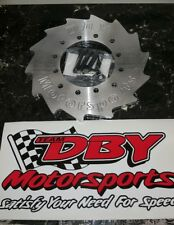 DBY Motorsports ATV Sprocket Guard skid plate yfz 450 ltr450 450r 660 raptor