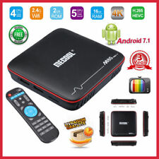 M8S PRO W 2+16GB Android 7.1 4K WIFI Smart TV Box 1080P H.265 Mini Media PC OTA
