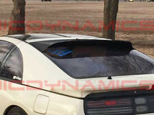 IONIC DYNAMICS 300zx 2+2 FG ROOF-WINDOW SPOILER 1990-1996. FREE US SHIPPING!