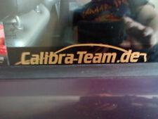 2x Calibra-Team Seitenscheibe Tuning Sticker  20x 3cm