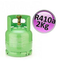 3S BOMBOLA RICARICABILE R410A R-410 KG 2 NETTI GAS REFRIGERANTE CLIMATIZZATORE