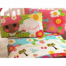 Lalaloopsy Sew Magical 4 Piece Full Sheet Set Microfiber NEW!