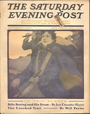 OCT 7 1905 SATURDAY EVENING POST - magazine - MILITARY - SOLDIERS