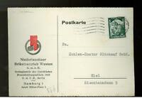 1935 Hamurg Germany Commercial Cover # 468