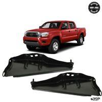For 2012-2015 Toyota Tacoma Front Bumper Bracket Support Driver & Passenger Set