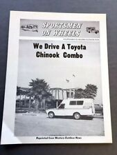 toyota chinook in Parts & Accessories | eBay