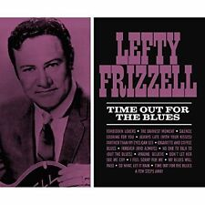 Lefty Frizzell Time out for The Blues CD Expanded Edition 29 Tracks 2016