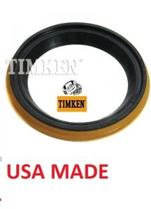 REAR AXLE WHEEL SEAL CHEVROLET BLAZER C20 C2500 C30 C3500 TAHOE GMC PICKUP RWD