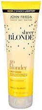 John Frieda Sheer Blonde Go Blonder Lightening Conditioner, 8.45 Fluid Ounce