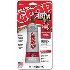 Amazing GOOP Auto Trim Repair ~ Clear ~ Shoe Goo ~ Type NEW Stock!