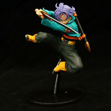 Collections Anime Figure Toy Dragon Ball Z Trunks DBZ Figurine Statues 17cm