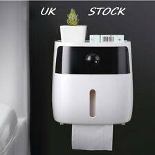 Toilet Paper Holder Dispenser Wall Mounted Multi Creative Toilet Loo Roll Holder