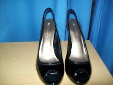 Marks and Spencer Patent Leather Stiletto High (3-4.5 in.) Women's Heels