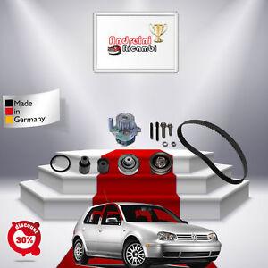 KIT DISTRIBUZIONE + POMPA ACQUA VW GOLF IV 1.9 TDI 66KW DAL 2003 -> FP04432V