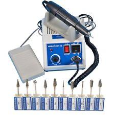 Dental Lab Marathon Electric Micromotor Polisher 35K RPM Handpiece + 10 drills U