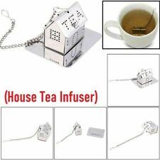 Palla da tè allentato Tea Leaf Strainer erbe spezie infusore filtro diffusa a maglia fine