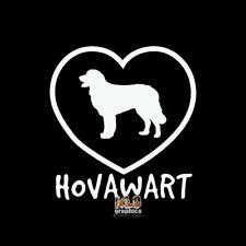 Hovawart I Love My Vinyl Sticker / Decal Akc Registered Pet Dog groomer