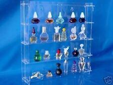 Setzkasten / Vitrine für Parfum Flakons aus Plexiglas ® SL017