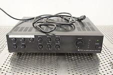 TOA 700 series amplifier A-706 mixer/amplifier
